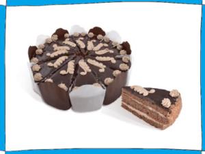 Заморожений торт Чарівниця