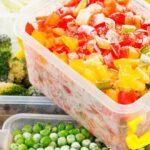 Заморожені овочі та фрукти: переваги та користь